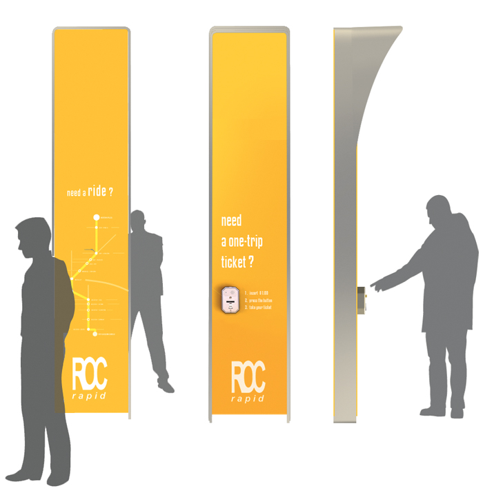 Bus Identity u0026 Signage - Stephanie King // Graphic ...