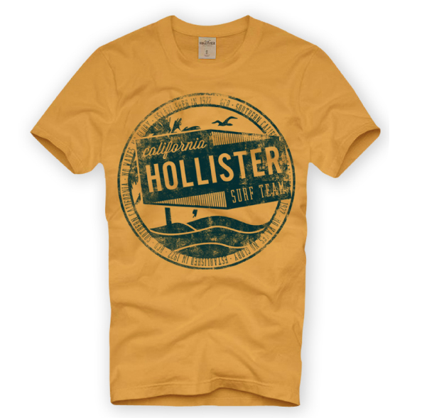 Hollister t shirt design Hollister design