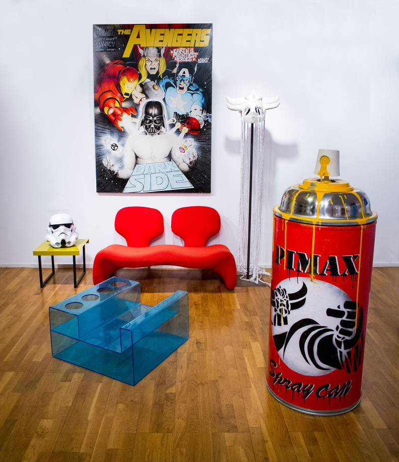 Expert pop culture et mobilier design velvet galerie mobilier design qu - Vente privee mobilier design ...